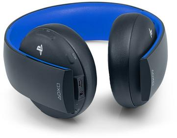 Sony Stereo Headset 2.0 Wireless Czarno-niebieski