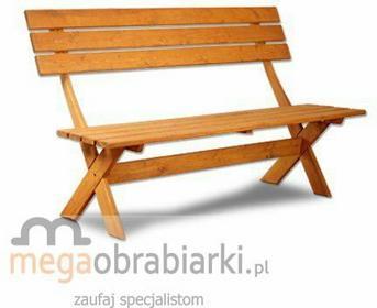 POLSKA WS Ławka drewno BBKM-1L