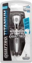 Wilkinson Sword Quattro Titanium