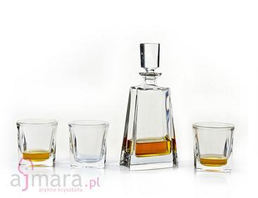 Bohemia Komplet do whisky Kathrene WYS Crystal