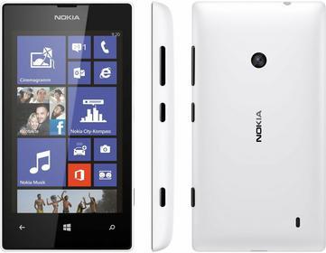 Nokia Lumia 520 Biały