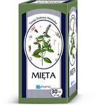 UPPHARMA SP. Z O. O. Mięta herbatka ziołowa 30 saszetek 3046821