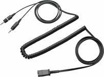 CATCABLE Kabel łączący słuchawki serii H i karty dźwiękowe-modemy VOICE Plantron