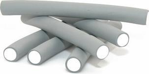 Efalock Flex Papiloty średnica 19 mm, zestaw 6 sztuk