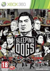 Sleeping Dogs Xbox 360