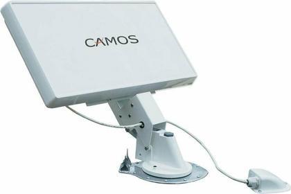 Camos Antena dachowa płaska 1738 Top Plus O 65 cm wzmocnienie 34 5 cm