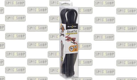 Nite Ize - Gear Tie 18 Pro Pack - Czarny - 6Pack - GTPP18-01-R8
