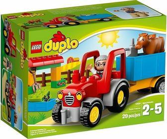LEGO Duplo - Traktor 10524
