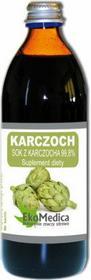 Eko Medica Eka Medica Karczoch Sok z Karczocha 99,8% 500ml