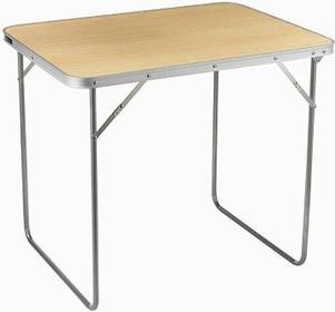 SKŁADANY stolik TURYSTYCZNY Z RĄCZKĄ