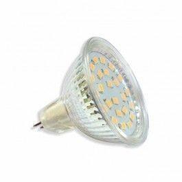 Ecolight ŻARÓWKA LED MR16 230V 5W BIAŁA CIEPŁA EC79242