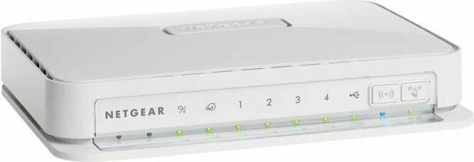 Netgear WNR2200-100PES
