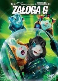CD Projekt Załoga G (Disney) DVD
