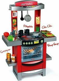 Smoby 24698 Kuchnia Elektroniczna Tefal Cook Tronic BIAŁA
