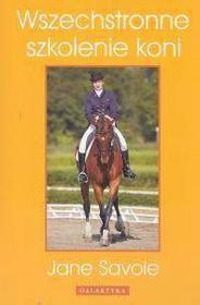 Savoie Jane Wszechstronne szkolenie koni