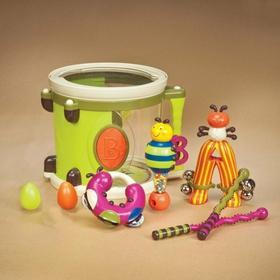 B. Toys Parum Pum Pum Zestaw Instrumentów BX1007