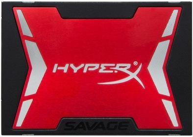 Kingston HyperX Savage SHSS37A/120G