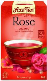 Yogi Tea HERBATKA TAO ROSE BIO (17 x 2 g)