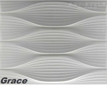 1 m2, Panel 3D GRACE (80 x 62 cm)