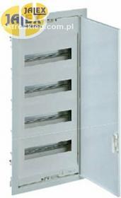 Legrand rozdzielnia RWN 4 x 12 drzwi metalowe 602434