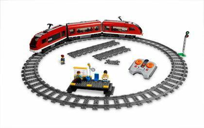LEGO Pociąg Osobowy 7938