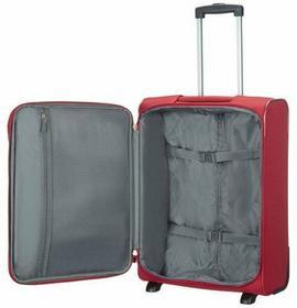 Samsonite Mała walizka czerwona AMERICAN TOURISTER 84A*001