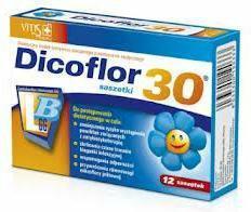 Vitis Pharma Dicoflor 30 12 szt.