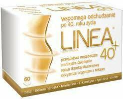 Aflofarm Linea 40+ 60 szt.