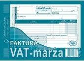 Michalczyk&Prokop FAKTURA VAT MARŻA (O+1K) A5
