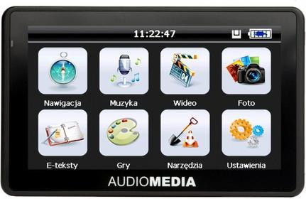 Audiomedia AMG5.0 bez map