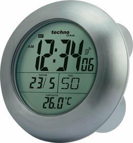 Technoline Techno Line Radiowy zegar do łazienki WT 3000 ekran LCD termometr dat
