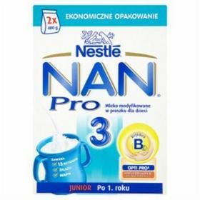 Nestle 2x NAN Pro 3 400g