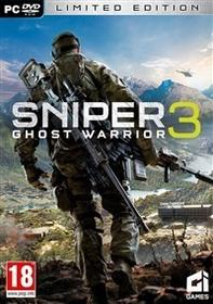 Sniper Ghost Warrior 3 Limited Edition PC