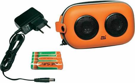 DNT Głośnik Soundbox X-01 2 W pomarańczowy