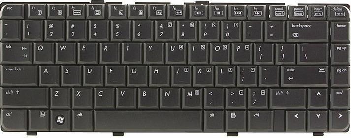 HP Klawiatura laptopa do dv6000