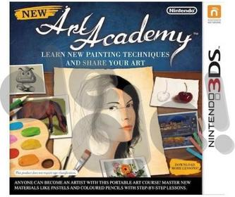 Art Academy 3DS