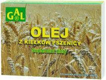 Gal Olej z kiełków pszenicy 60 szt.