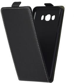 Flexi Czarne Etui Flip Samsung Galaxy J7 2016