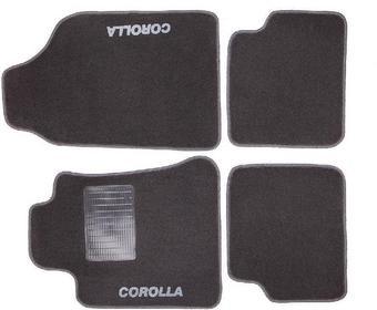 MotoHobby Dywaniki samochodowe TOYOTA COROLLA E12 01-07 - TOYOTA COROLLA E12 01-