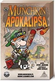 Black Monk Games Munchkin Apokalipsa