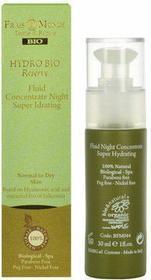 Frais Monde Hydro Bio Reserve Concentrated Night Fluid Serum do twarzy do skóry normalnej i suchej 30ml