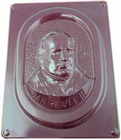 Forma do odlewów gipsowych B - D - 3 Jan Paweł II