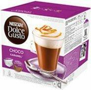 Nescafe Dolce Gusto Chococino Caramel