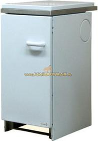 Wamsler 888 8889414 Kuchnia węglowa 5,5 kW (wyjście spalin z prawej strony)