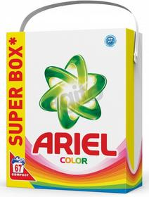 Ariel Proszek do prania kolorowego Color 4.69 kg (67 prań)