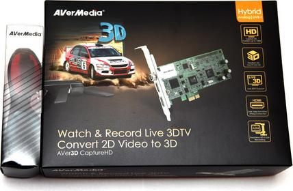 AverMedia AverTV / 61H727HBF0AS