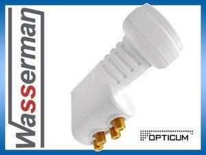 Opticum Globo Konwerter Quattro Robust pod multiswitch