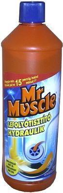 Mr. Muscle Hydraulik płyn do czyszczenia rur 1000 ml 1000ml 4000290968338