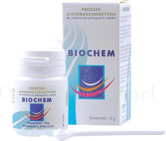 Chema Biochem proszek do czyszczenia zębów