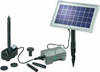 Esotec Fontanna z ogniwem solarnym Solar Rimini Plus 101709 wydajność do 175 l/h